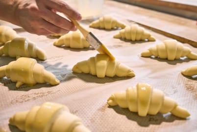 Mazání-croissantů